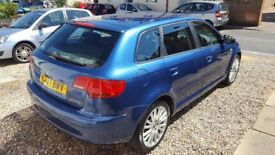 *** IMMACULATE AUDI A3 FOR SALE ***