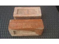 Reclaimed 'Accrington' Engineering Bricks