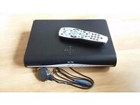sky plus HD box with remote working perfect