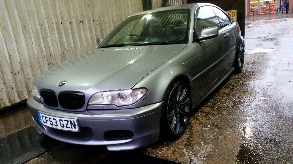 Bmw 330Ci M-Sport Coupe Manual e46