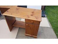 Pine Desk - Free