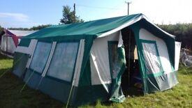 Sunncamp 350 SE 4-6 berth trailer tent