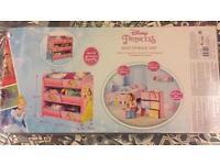 Disney princess multi storage unit brand new