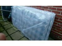 2 x single mattress