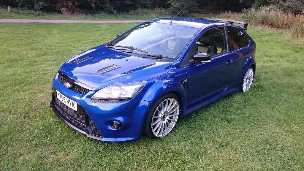 2006 ford focus st 3 rs replica stunning condition blue low mileage in newark nottinghamshire. Black Bedroom Furniture Sets. Home Design Ideas