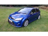 2006 FORD FOCUS ST-3 RS REPLICA STUNNING CONDITION BLUE LOW MILEAGE