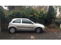 Vauxhall Corsa 1.2, 92000 miles, 10 months MOT. Cheap to tax and insure. Perfect first car.