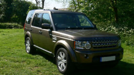 Landrover Discovery 4 XS IMMACULATE