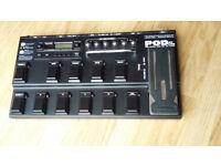 Line 6 Pod XT Live Multi Effects unit. Exc Condition. Guitar effects