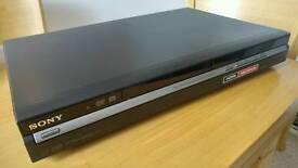 Sony Hdmi Dvd recorder