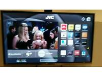 42 inch smart TV jvc