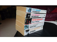Peter Robinson Book Collection Inspector - Banks Novels