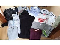 Men's clothes selection, good condition, size medium and 15.5 inch collar. Can post