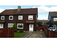 Large 3 Bedroom Semi Detached Villa in Dalry