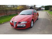 Alfa Romeo GT 1.9 JTDM 16v 2dr£1,490 JUST ARRIVED. GREAT IN RED 2005 (05 reg), Coupe