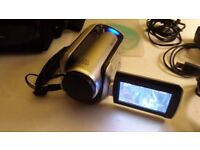 HDD DIGITAL VIDEO CAMERA Panasonic SDR-H20