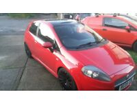 Fiat punto 1.4 turbo