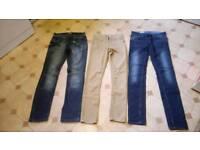 Ladies jeans size 6-8Ladies