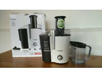 Juicer Bosh 700W (MES20A0GB) very good condition