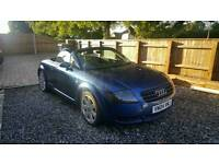 Audi TT 1.8T. LOW MILES Only 73000. Full service history.