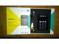 WorldPay Zinc card reader for sale.