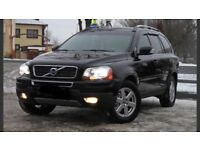 Volvo XC 90 D5 Geartronic, AWD, 5 Dr, 200 BHP, facelift, active interior black leather VV LOW Miles
