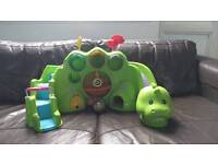 Fisher Price Roll Around Drop and Roar