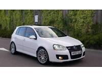2007 VW GOLF 2.0 TFSI GTI..DSG...LTD EDN...SATNAV..SUNROOF..XENONS..TINTS..LEATHER