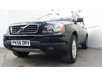 2006   Volvo XC90 2.4 D5 S AWD   Manual   Diesel   1 Former Keeper   New Cambelt   HPI Clear  