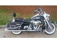 Harley Davidson Roadking Classic