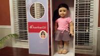 American girl doll NIB