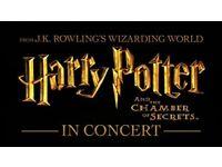 Chamber of Secrets (Harry Potter) in Royal Albert Hall