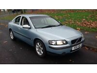 Volvo S60 2001 t5 manual low mileage full service history excellent condition