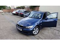 PRICE REDUCED QUICK SALE! BMW 320D E90 2.0 TURBO DIESEL ENGINE LE MANS BLUE Immaculate condition!