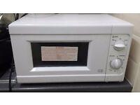 Quick sale microwave