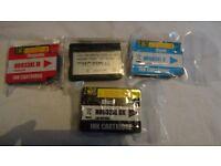 1 SET + 1BK HP 932XL 933XL Ink Cartridge 4 HP Officejet 6600 6100 6700