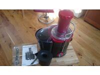 Russell Hobbs 'Desire' Juicer/ Juice extractor 20360