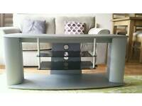 Grey TV Stand