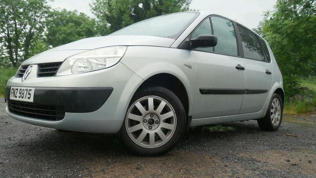 renault scenic 2004 diesel 1 5 in armagh county armagh gumtree. Black Bedroom Furniture Sets. Home Design Ideas