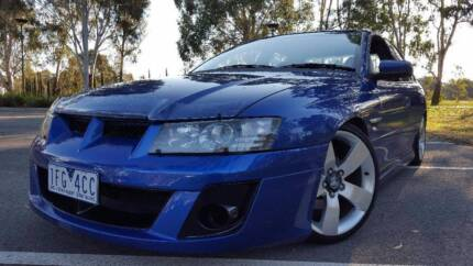 """VZ SS """"Clubsport Mock"""" 6-litre 6-speed Walkinshaw SELL/SWAP South Albury Albury Area Preview"""
