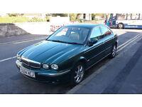 2.0TD Special Edition. X Type Jaguar. Spares or Repair , MOT March 2017