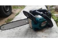 Makita dcs230t top handle chainsaw like stihl ms150 echo 2511tes