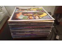 """1990s Vinyl 7"""" Single Records"""
