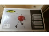 Barbeque. Outback Kettle Charcoal BBQ. Brand new never been out of the box.