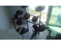 Congratulations. Session Pro Electronic / Digital Drum kit / Drum set.