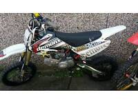 Pitbike yx 140 crf70 size D-LINK