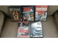 Dvd horror set 5