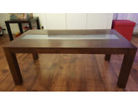 Quality Wooden Coffee Table - Large appr. 1.2m x 60 cm