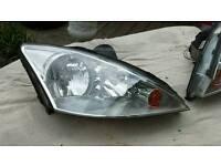 Ford focus headlights