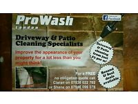 Pro Wash London Driveway & Patio Cleaning Specialists